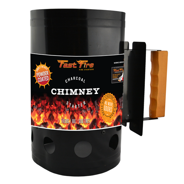 Fast Fire Fire Starters Charcoal Chimney